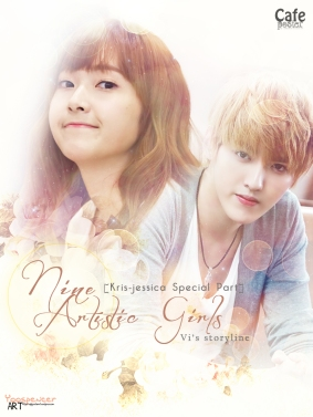 Nine Artistic Girls [Kris-jessica Special Part]